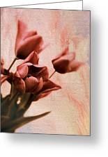 Tulip Whimsy Greeting Card