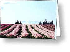 Tulip Town 10 Greeting Card