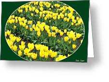Tulip Town 2 Greeting Card