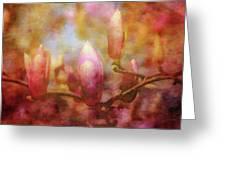 Tulip Tree Candelabra 8864 Idp_2 Greeting Card