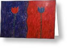 Tulip Greeting Card