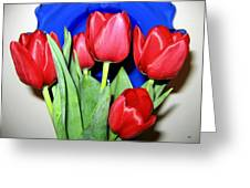 Tulipfest 1 Greeting Card