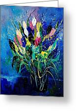 Tulips 45 Greeting Card