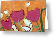 Tulpen 69 Greeting Card