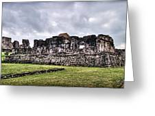 Tulum Ruins Greeting Card