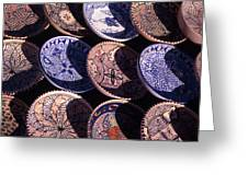Tunisian Ceramics Greeting Card