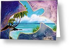 Turtle Bay #144 Greeting Card