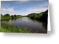 Turtle Creek Greeting Card