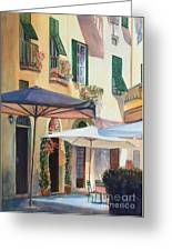 Tuscan Sunlight Greeting Card