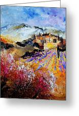 Tuscany 56 Greeting Card