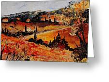 Tuscany 56n Greeting Card