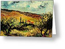 Tuscany 67 Greeting Card