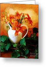 Tuscany Bouquet Greeting Card