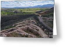 Tuzigoot National Monument Greeting Card