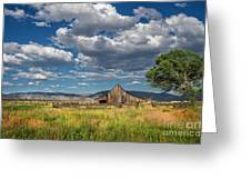 Twaddle-pedroli Ranch Greeting Card