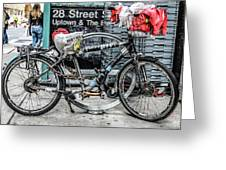 Twenty Eight Street Greeting Card