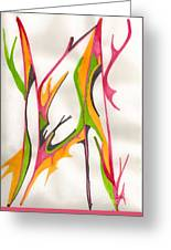Twigs Greeting Card