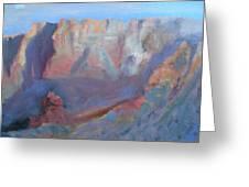 Twilight Time Greeting Card