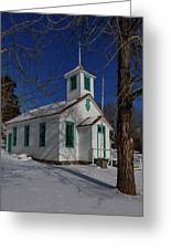 Twin Lakes School District No. 009 Established 1895 Greeting Card