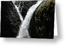 Twister Falls Greeting Card