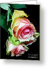Two For Love Greeting Card