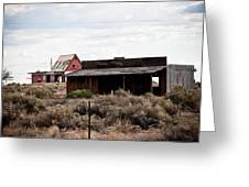 Two Guns, Arizona  Greeting Card