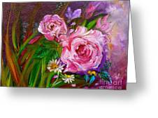 Two Pinks Jenny Lee Discount Greeting Card