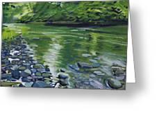 Twolick Creek Greeting Card