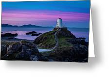 Twr Mawr, Anglesey Greeting Card