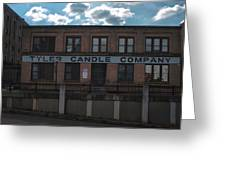 Tyler Candle Company Greeting Card