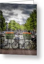 Typical Amsterdam Greeting Card