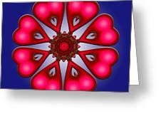 u021 Eightfold Path Greeting Card