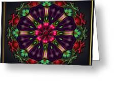 u028 Wholehearted Hibiscus Greeting Card