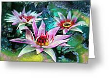 Ufoscape 01 Greeting Card