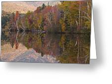 Umbagog Lake Greeting Card