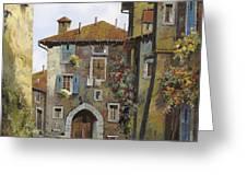 Umbria Greeting Card