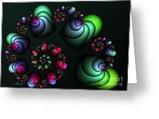 Underground Universe Greeting Card
