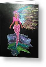 Underwater Beauty Greeting Card