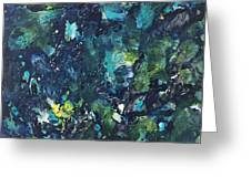 'underwater Chaos' Greeting Card
