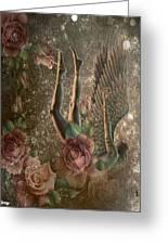 Unicorn Angel Greeting Card