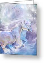 Unicorn Soulmates Greeting Card