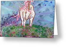 Unicorn Tears Greeting Card