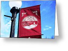 Union Avenue Historic District Greeting Card