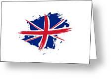 Union Jack - Flag Of The United Kingdom Greeting Card