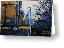Union Pacific 1474 Greeting Card