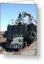 Union Pacific Big Boy I Greeting Card
