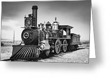 Union Pacific No. 119 Greeting Card