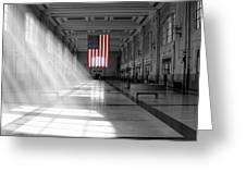 Union Station 2 - Kansas City Greeting Card