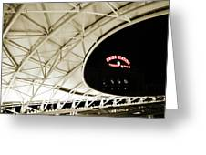 Union Station Denver Greeting Card