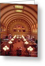 Union Station - St. Louis Greeting Card